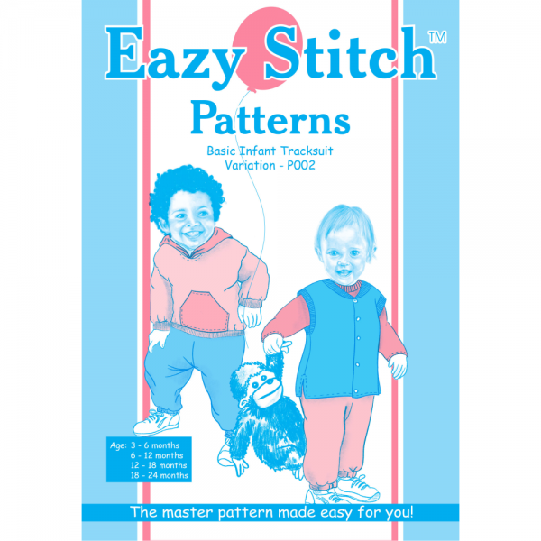 Baby Tracksuit Pattern
