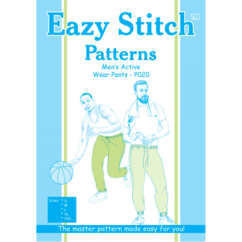 Mens Tracksuit Pants Pattern