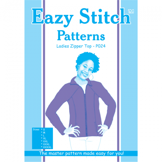 Ladies Jacket Pattern
