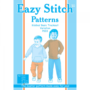Kids Tracksuit Pattern