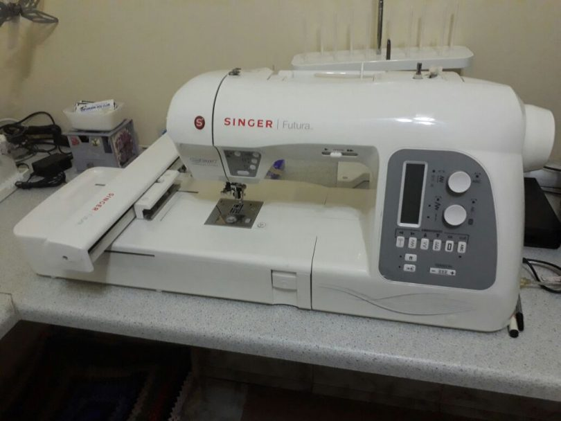 Used Singer XL550