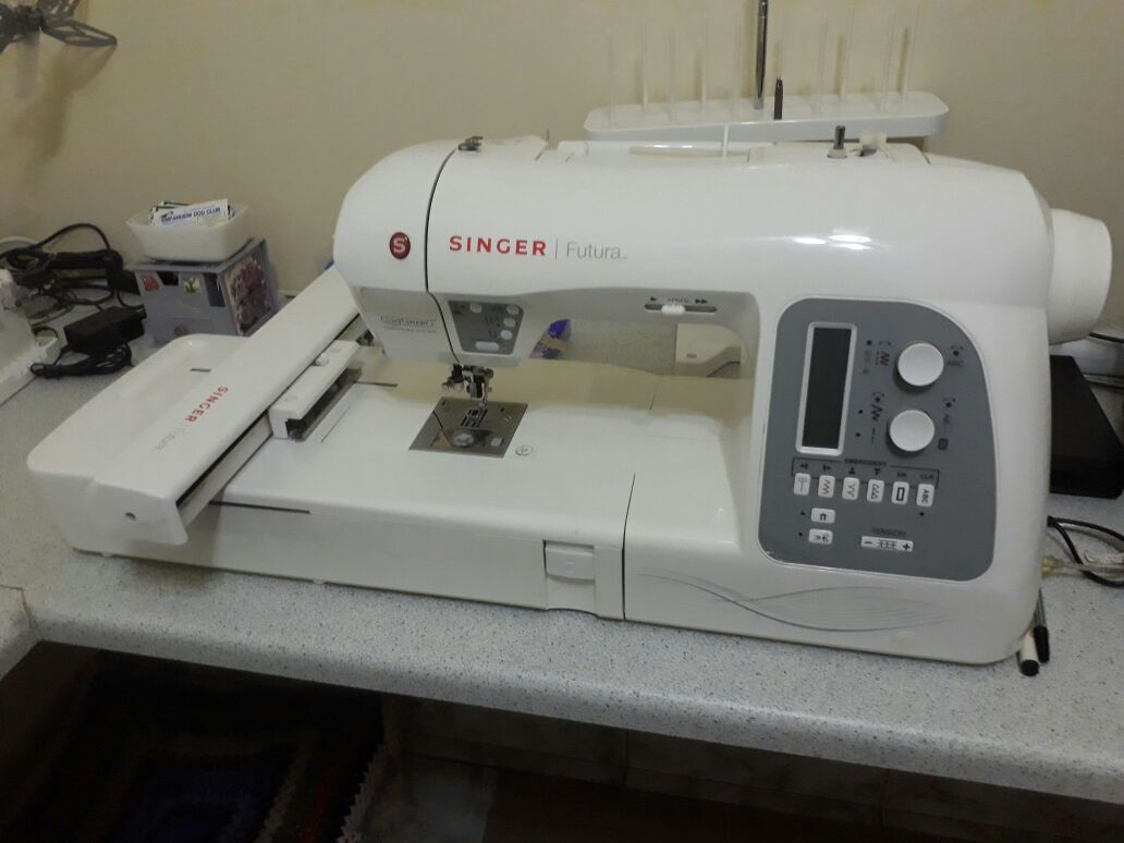Used Singer XL550