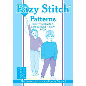 Kids T-Shirt & Pajama Pants Pattern