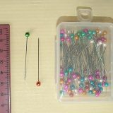 Ball Head Pins - Pearlised (45mm x 10g)