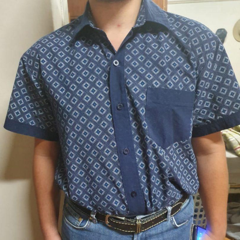 Basic Mens Shirt Pattern