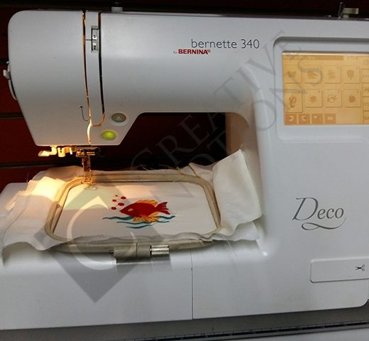 Bernina Deco 1