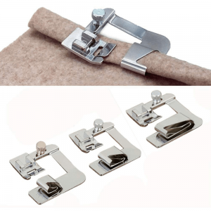 Bias Tape & Wide Hem Presser Foot Kit 2