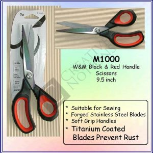 Sewing Scissors - 9.5 inch