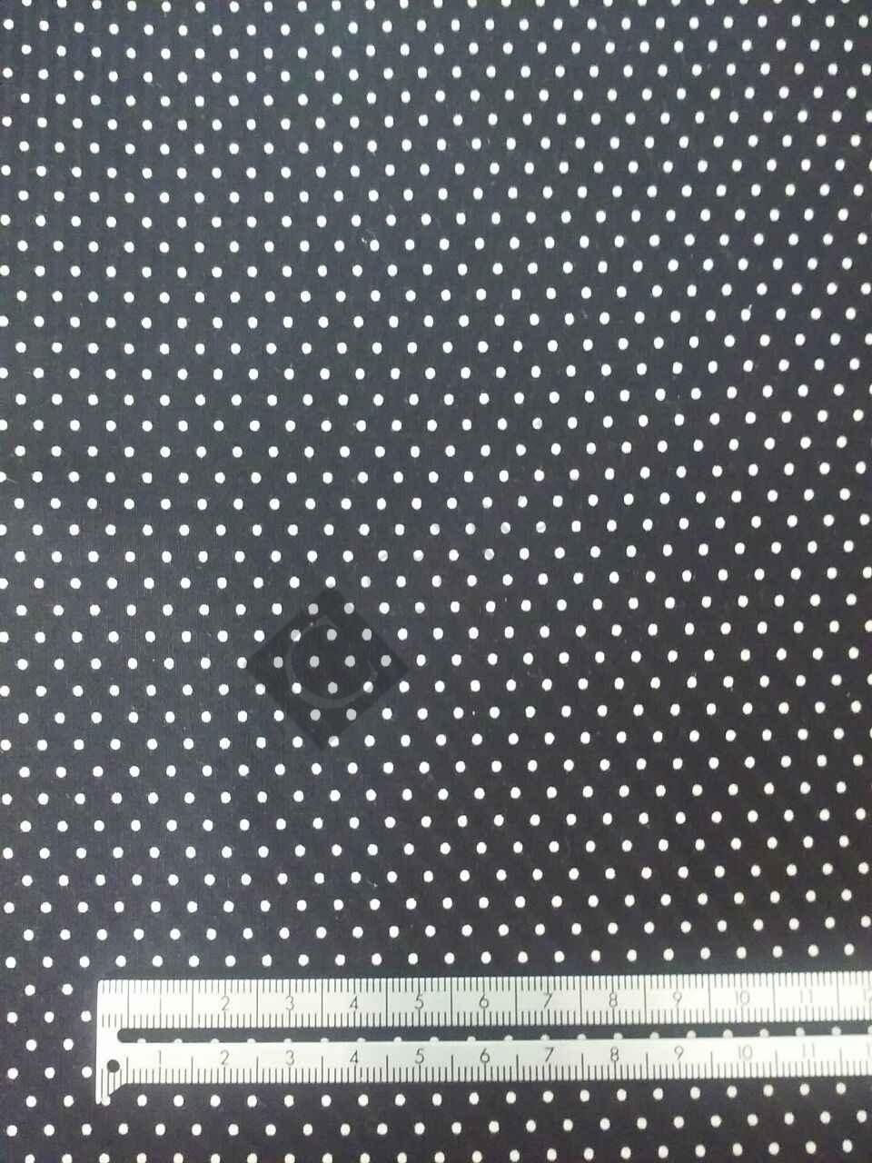 Black & White small dots 171-23