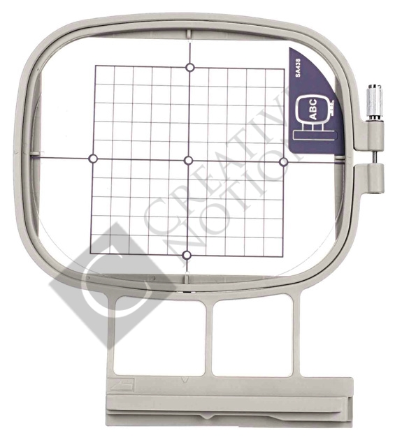 Brother 100x100mm Frame Set - SA438