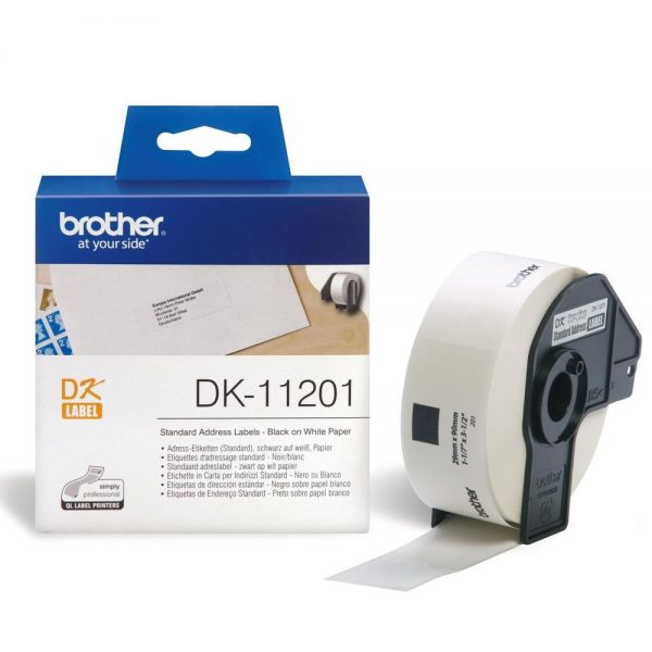 Brother DK11201 Thermal Labels