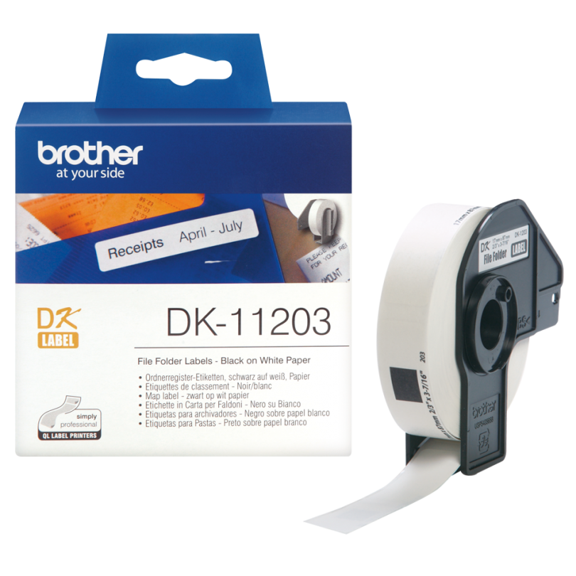 Brother DK11203 Thermal Labels