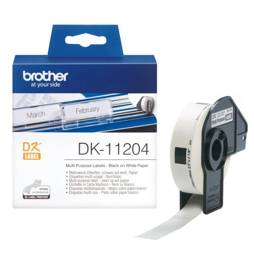 Brother DK11204 Thermal Labels