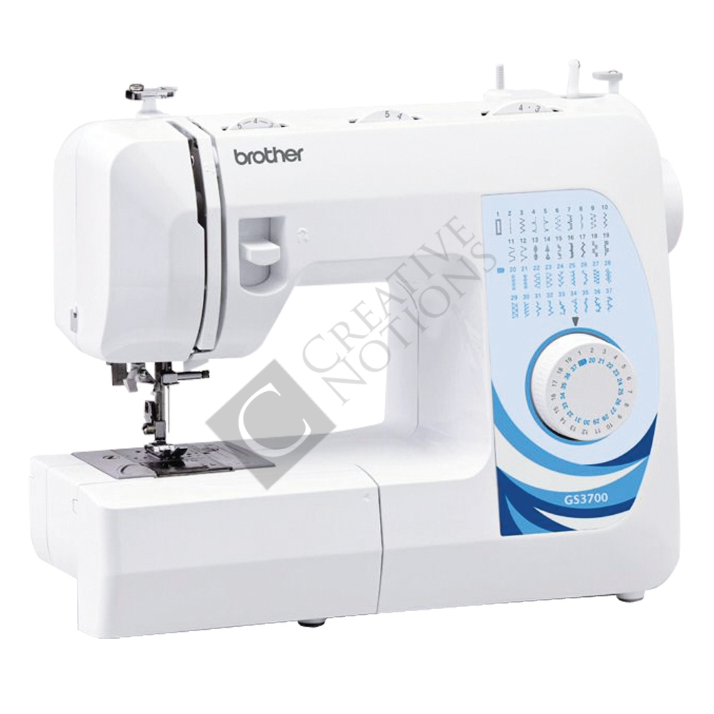 buy the brother gs3700 sewing machine online creativenotions. Black Bedroom Furniture Sets. Home Design Ideas