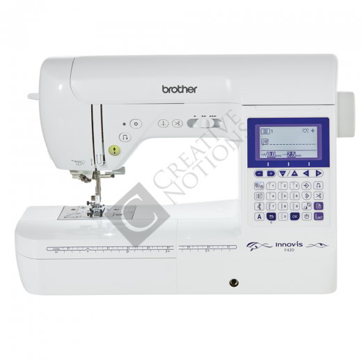 buy the brother innov is nv55p sewing machine online. Black Bedroom Furniture Sets. Home Design Ideas