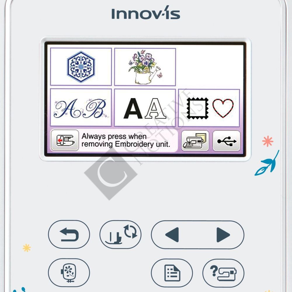 Buy The Brother Innov Is Nv18e Embroidery Machine Online