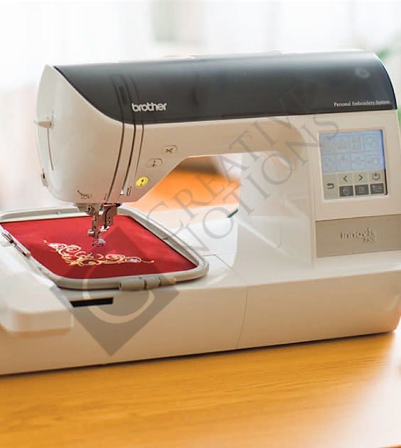 Brother Innov-is 750e Embroidery Machine