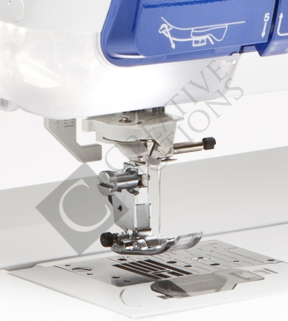 Brother Innov-is V7 Combo Machine Review : embroidery quilting sewing machine - Adamdwight.com