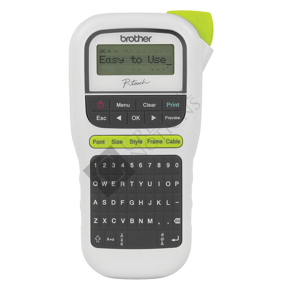 Label Makers Amp Supplies Brother P Touch H 110 Labelling