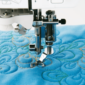 Brother Open Toe Quilting Foot - Free Motion (F061)
