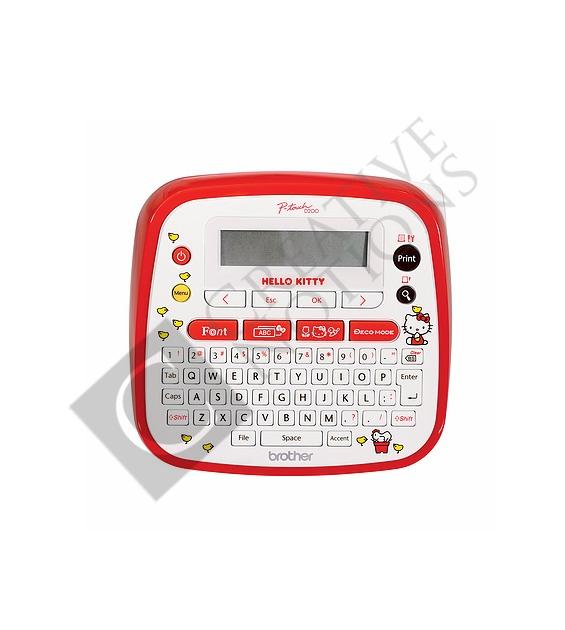 p touch label machine