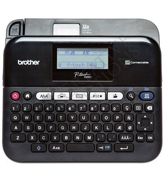 Brother Label Printer - P-Touch D450