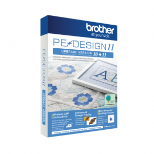 Brother PE11 Embroidery Software