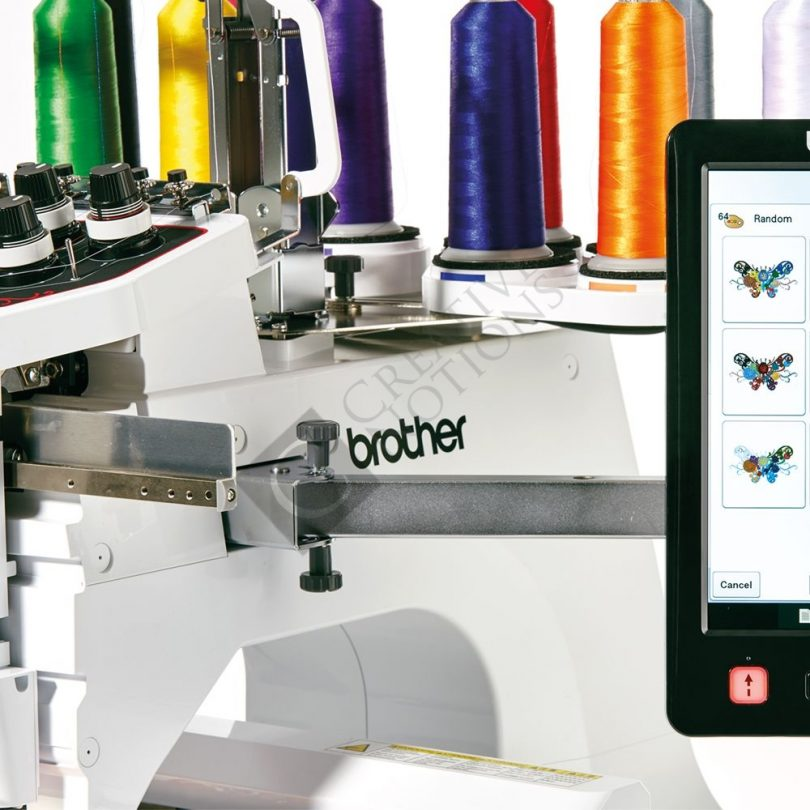 Brother PR-1050X Embroidery Machine