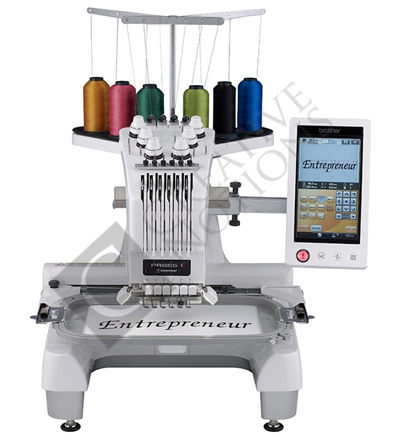 Brother 6 Needle Embroidery Machine  PR655c