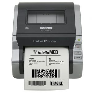 Brother QL1060N Network Barcode Barcode Printer