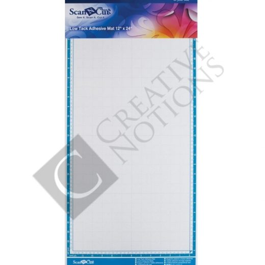 "Brother Scan N Cut Adhesive Mat - Low Tack (12x24"")"