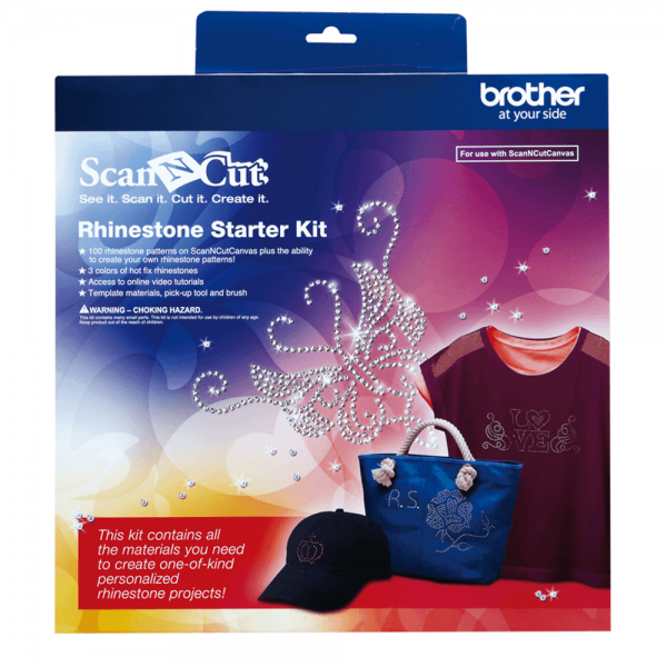 Brother ScanNCut Rhinestone Kit