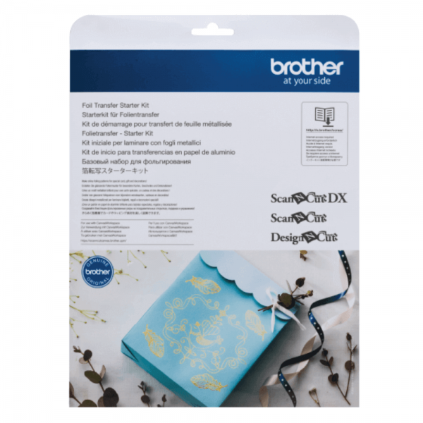 Brother ScannCut Foil Transfer Starter Kit