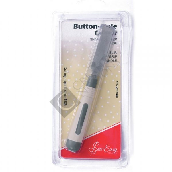 Button-Hole Cutter - Sew Easy