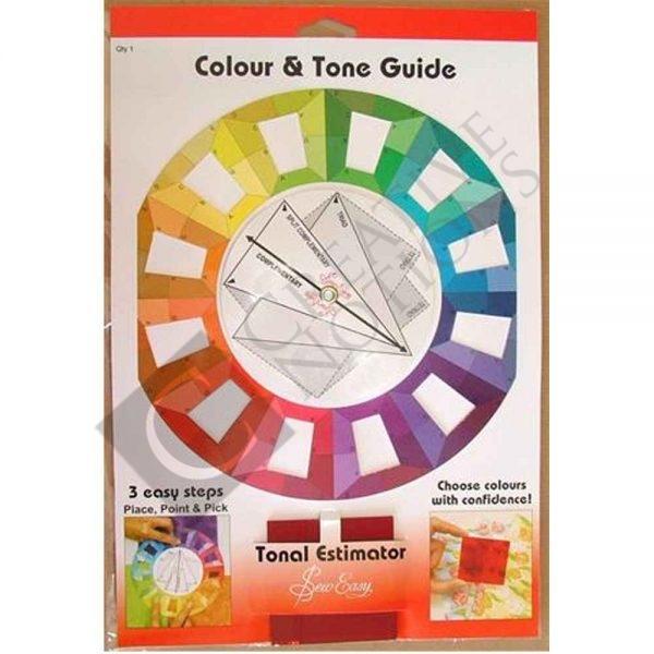 Colour Guide - Sew Easy
