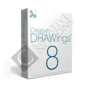 Creative Drawings Digitizing Embroidery Software