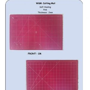 sewing cutting mat size 430x280mm