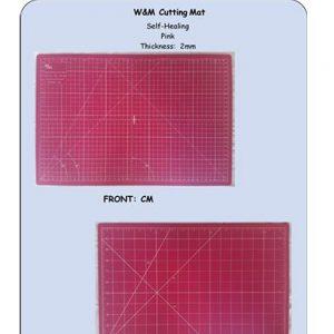 sewing cutting mat size 430x280mm
