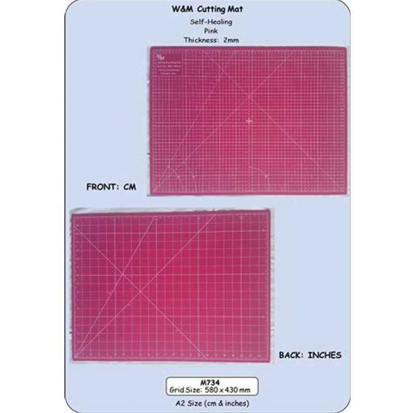 Sewing Cutting Mat (580x430mm)