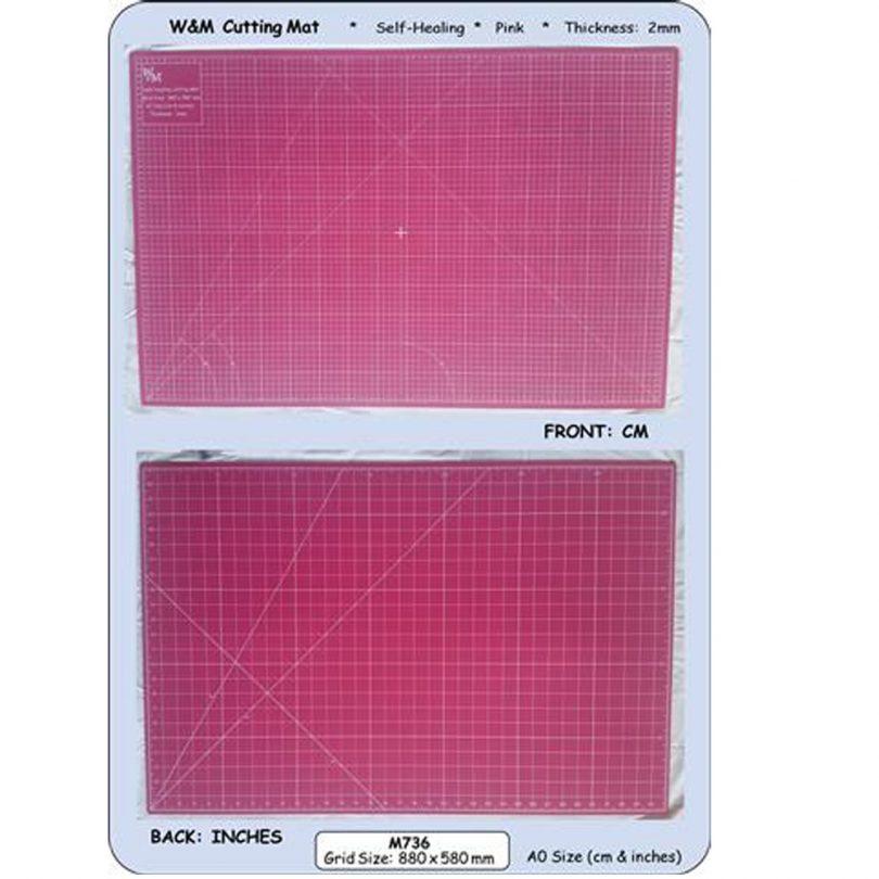Self Healing Cutting Mat (880x580mm)
