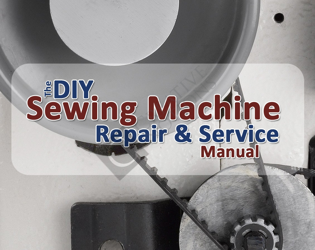 sewing machine repair manuals