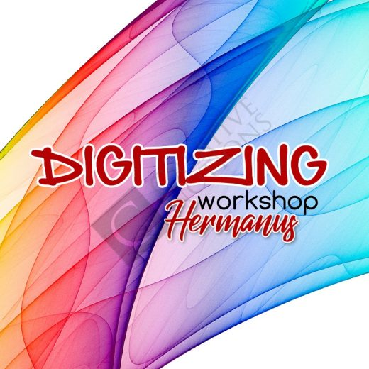 Embroidery Digitizing Course - Hermanus