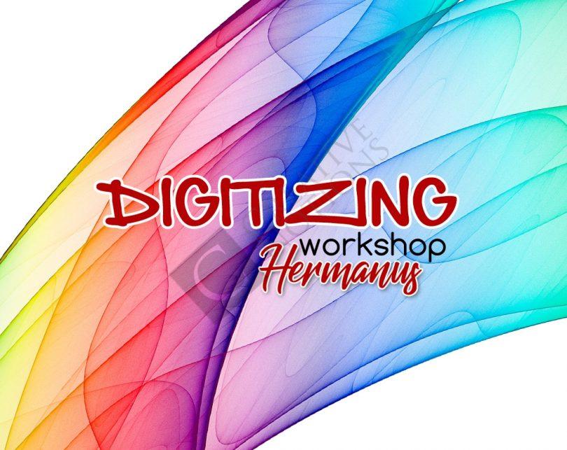 Embroidery Digitizing Course - Hermanus