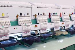 Feiya Embroidery Machines