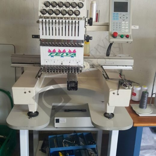 Feiya CTF-1201 Embroidery Machine