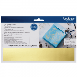 Gold Foil Transfer Sheets