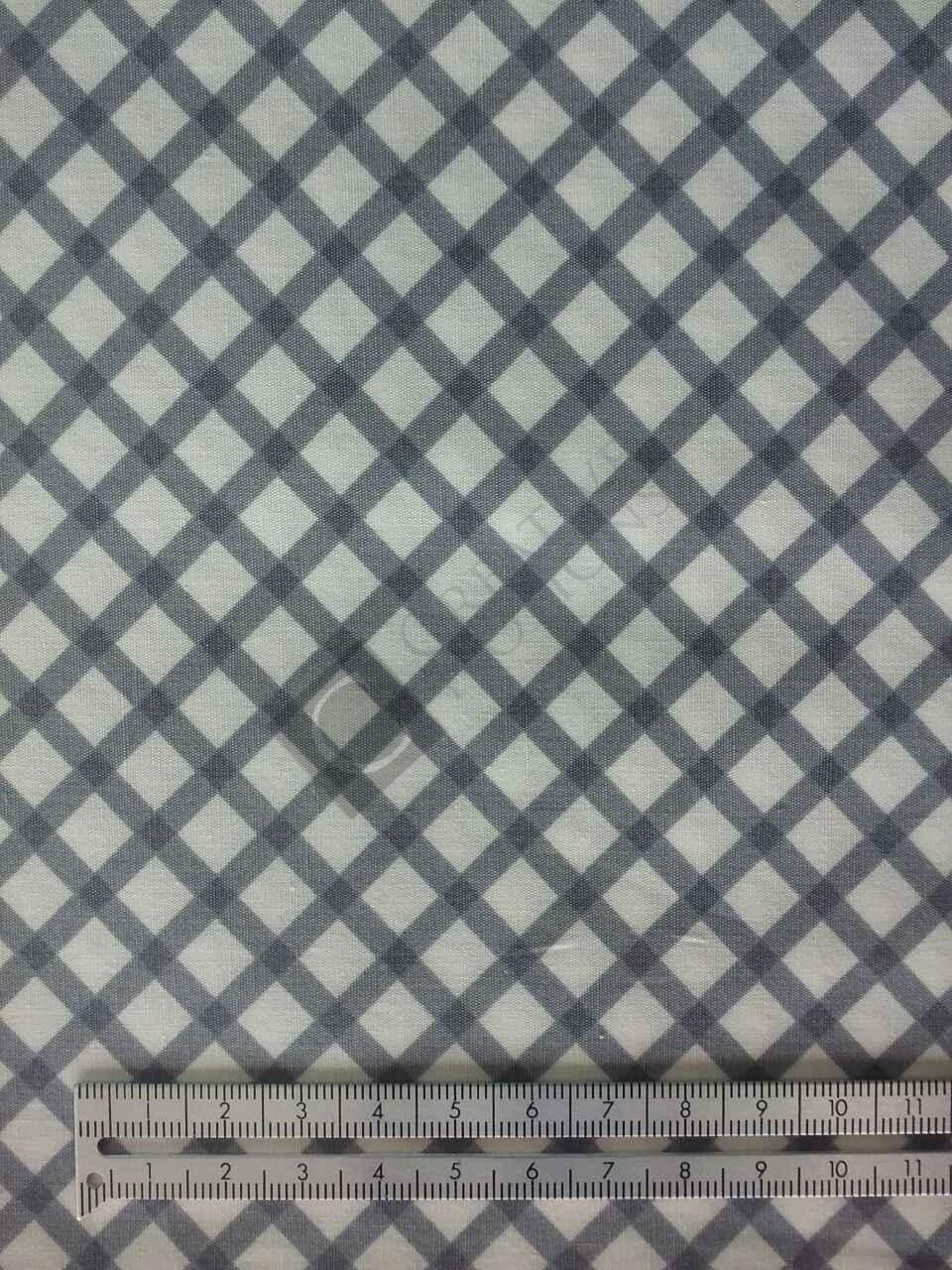 Grey Check 116058-5