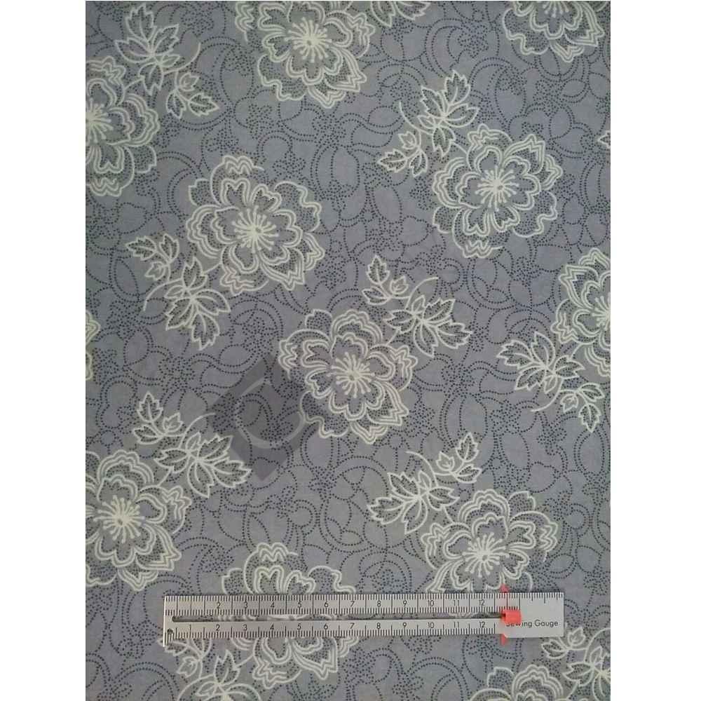 Grey Flower 122070-5