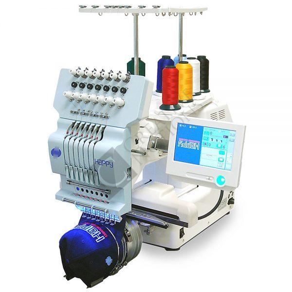 Happy Embroidery Machine - 7-Needle Journey