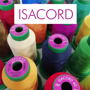 Isacord 40 Sewing Machine Thread, Quilting Thread & Machine Embroidery Thread